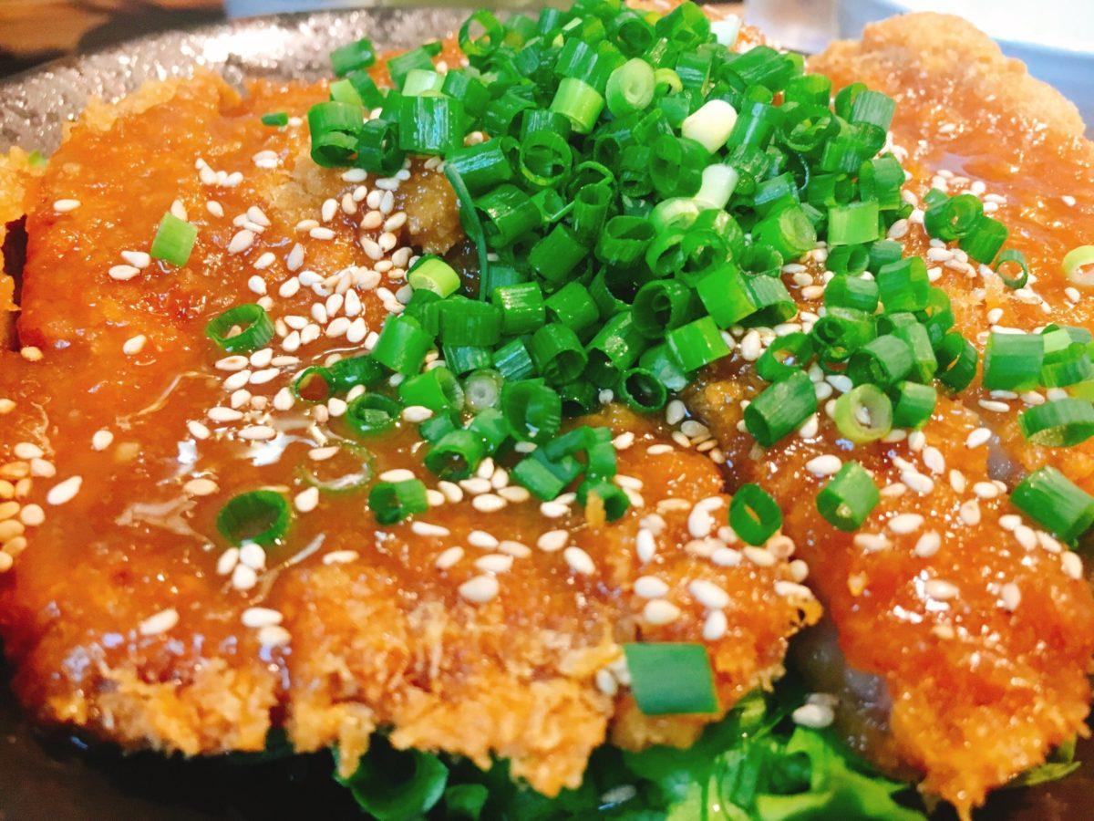 味噌カツ丼アップ